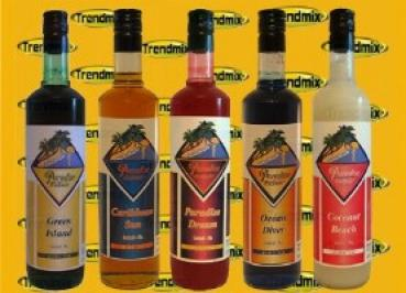 Premix-Cocktail-Set alkoholfrei